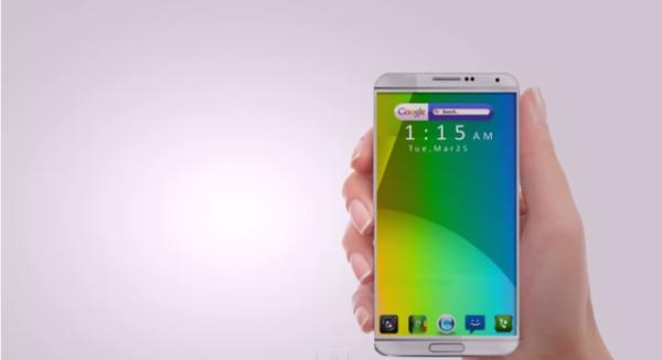 Samsung-Galaxy-Note-4-model-brings-the-future-to-your-hand