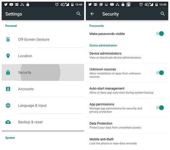 Нужны ли антивирусы для Android смартфонов?